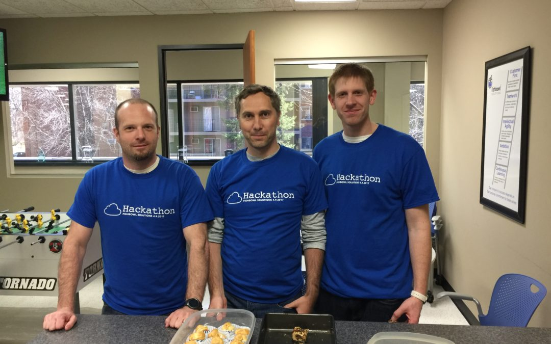 Hackathon Weekend at Fishbowl Solutions: Bots, Cloud Content Migrations, and Lightweight ECM Apps